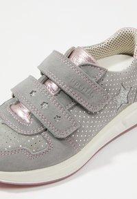 Superfit - MERIDA - Sneaker low - smoke kombi - 2