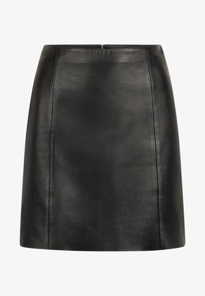 AVERY - Pencil skirt - black