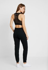 Nike Sportswear - TANK CROP BASELAYER - Topper - black - 2