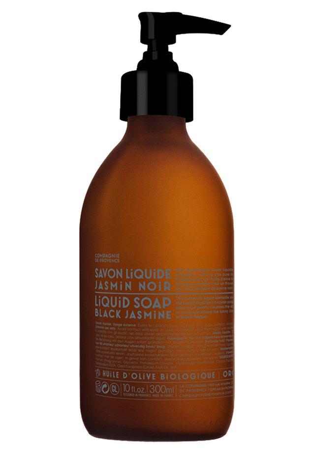 LIQUID MARSEILLE SOAP - Savon liquide - black jasmine
