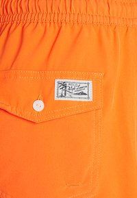 Polo Ralph Lauren - TRAVELER SWIM - Swimming shorts - saling orange - 2