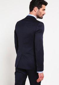 HUGO - AERON/HAMEN - Oblek - dark blue - 2