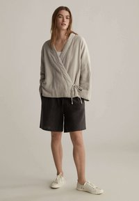 OYSHO - Summer jacket - beige - 1
