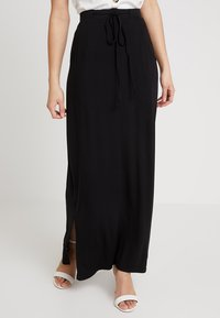 Dorothy Perkins - SKIRT - Maxi sukně - black - 0