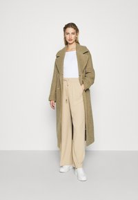River Island - Trousers - camel - 1