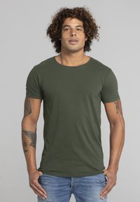 Liger - LIMITED TO 360 PIECES - Basic T-shirt - military green - 0
