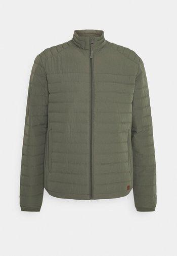 Light jacket - dusty olive