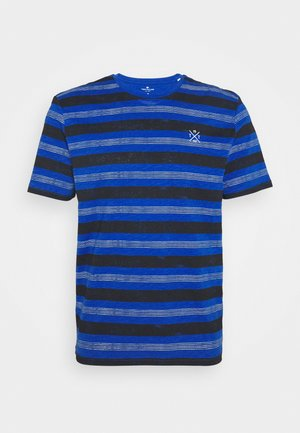 T-shirt z nadrukiem - violet-blue-watery