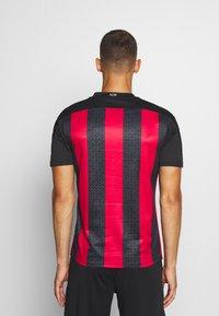 Puma - AC MAILAND HOME REPLICA - Club wear - tango red/black - 2