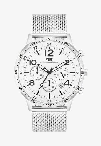 CAPTAIN - Chronograph watch - silber