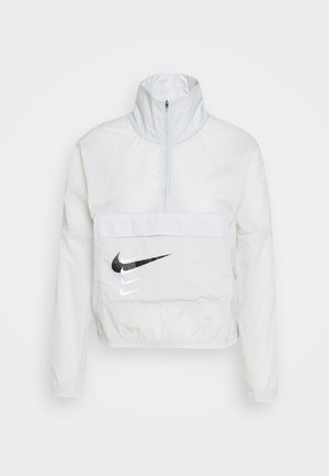 RUN - Chaqueta de deporte - grey fog/black