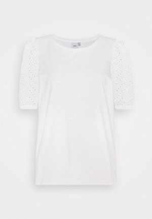 IHJASMIRA - T-shirts print - cloud dancer