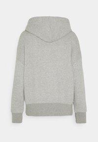 Marc O'Polo DENIM - LONGSLEEVE HOODED - Sweatshirt - cloudy melange - 1