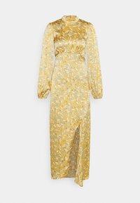 Never Fully Dressed - SIDE SPLIT PETAL PRINT MIDI - Maxi dress - multi - 6