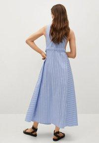 Mango - Maxi dress - blå - 1