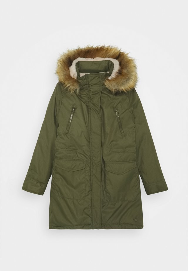 RUBY - Winter coat - green