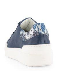 NoGRZ - J JAVARRA - Sneakers laag - blue - 3