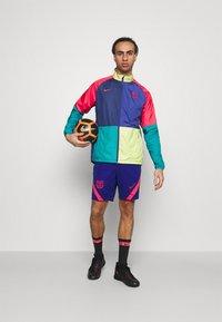 Nike Performance - FC BARCELONA DRY  - Club wear - deep royal blue/blue void/lt fusion red - 1