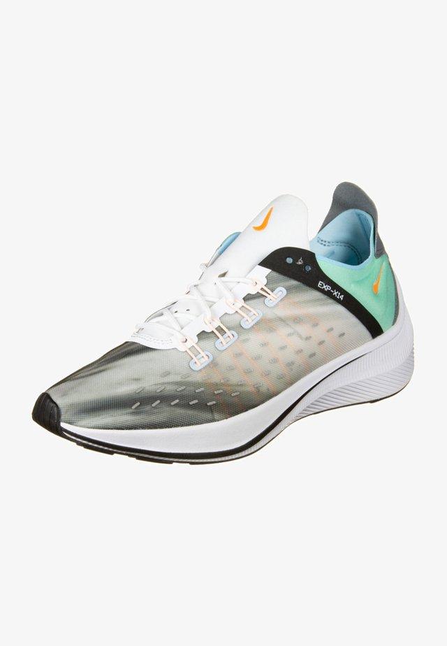 Zapatillas de entrenamiento - white/emerald-blue