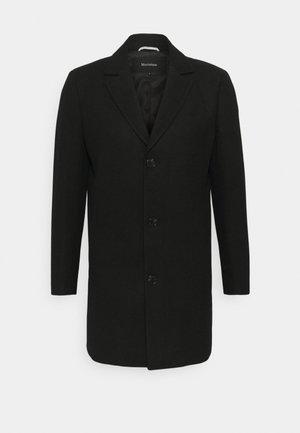 MATRACE - Classic coat - black
