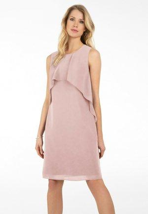 Cocktail dress / Party dress - rose