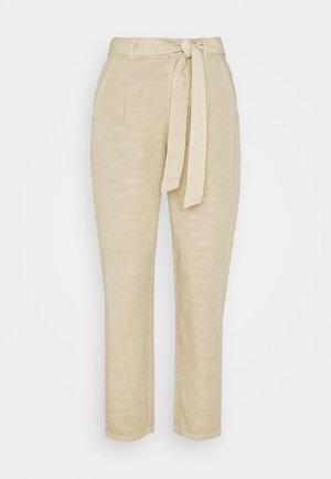 MAYLA - Pantalon classique - natural beige