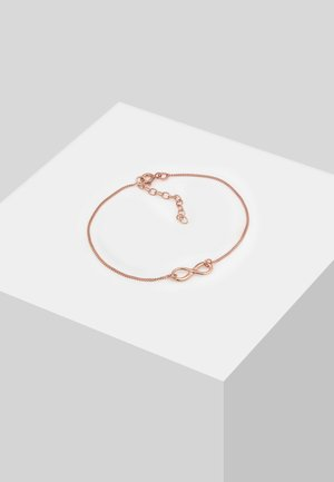 INFINITY  - Bracelet - rose gold-coloured