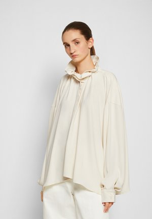 SHIRT - Button-down blouse - off white