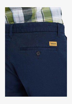 SQUAM  - Shorts - dark sapphire