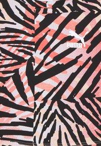 Puma - CLASSICS SAFARI TEE - Print T-shirt - apricot blush - 2