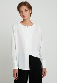 Selected Femme - SLFSTINA DYNELLA - Blouse - creme - 2