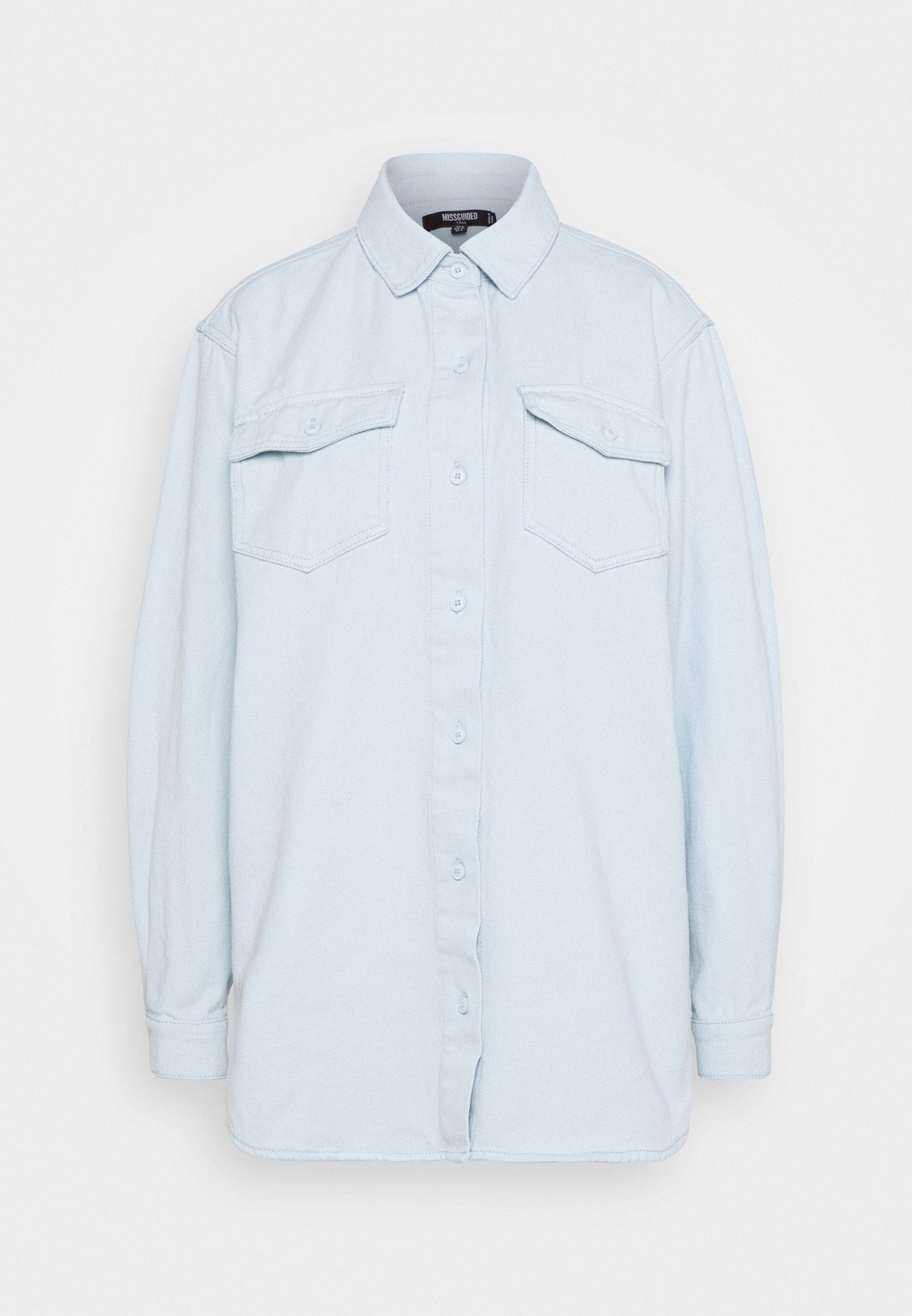 Women PALE WASH - Button-down blouse