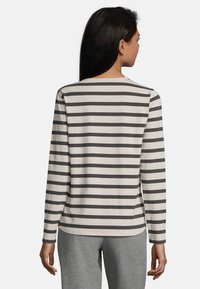 Betty Barclay - Long sleeved top - weiß/grau - 2