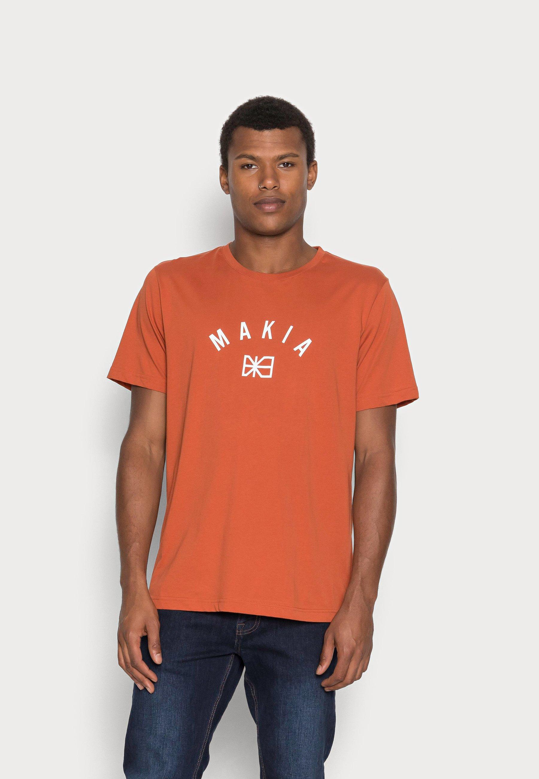 Men BRAND  - Print T-shirt