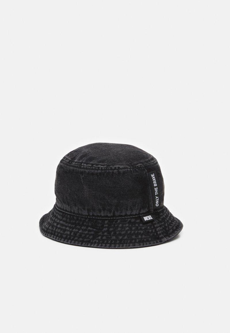 Diesel - BATHY UNISEX - Hat - denim black
