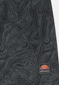 Ellesse - FARINALI UNISEX - Pantalón corto de deporte - black - 2