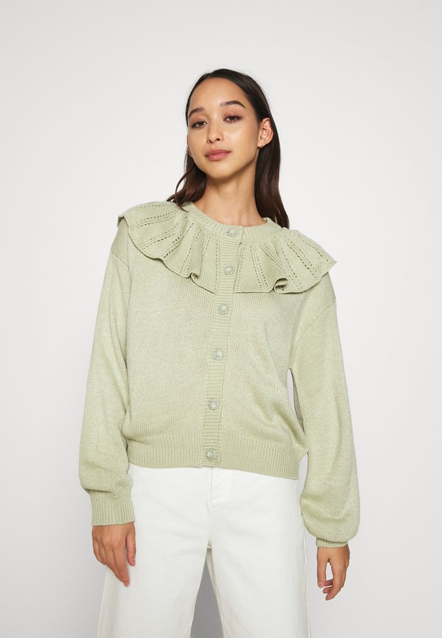 MIMMI  - Cardigan - green