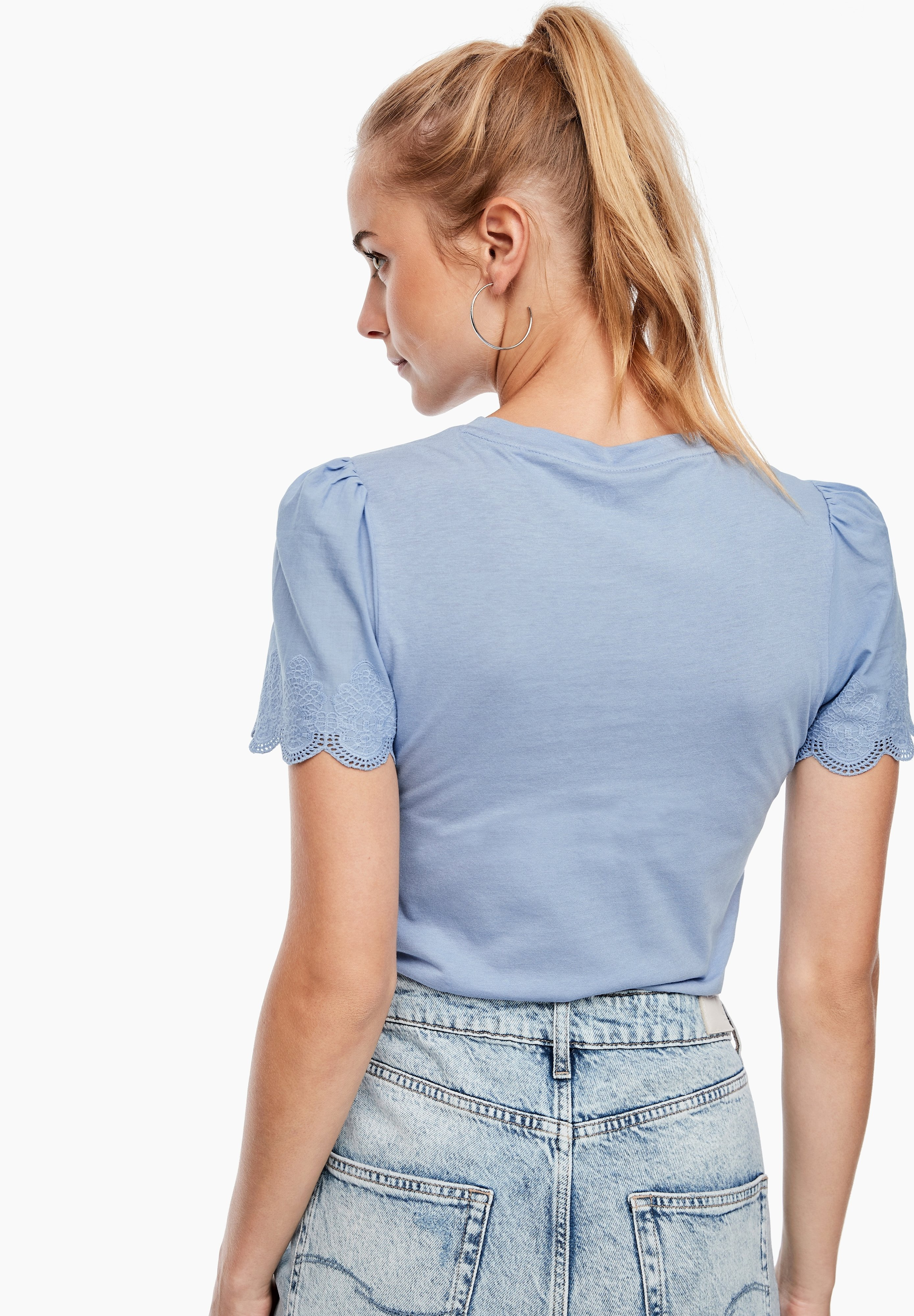 Femme MIT EMBROIDERY - Blouse