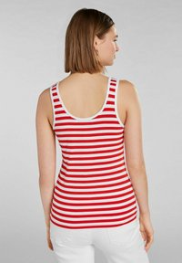Oui - Top - white red - 2