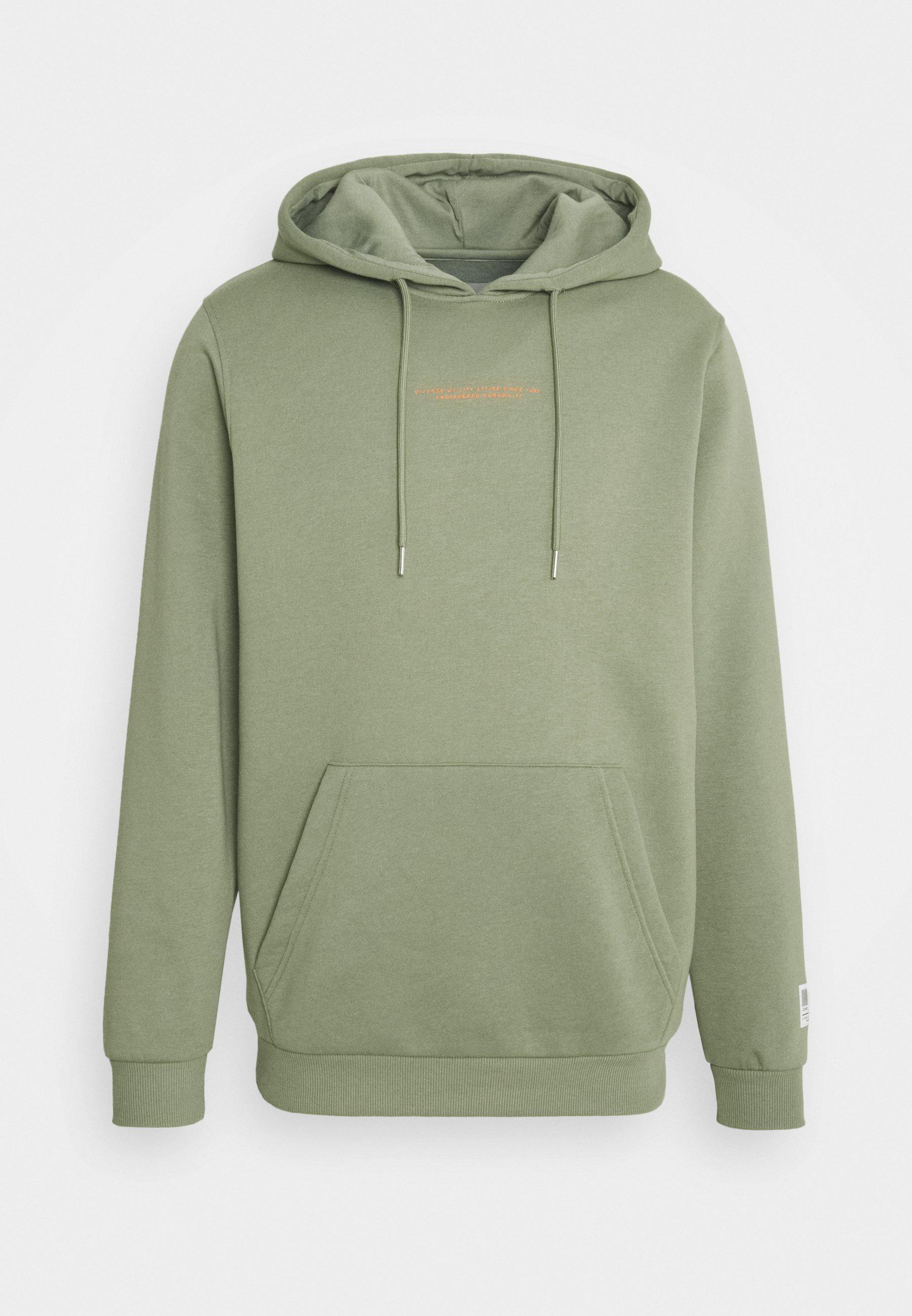 Men JCOUTILITY HOOD - Sweatshirt