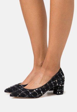 MENORCA - Classic heels - black/multicolor