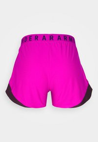 Under Armour - PLAY UP SHORTS 3.0 - Sports shorts - meteor pink - 7