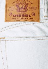 Diesel - SPRITZZ - Široké džíny - white - 2