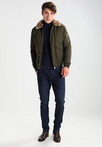 Schott - AIR - Winter jacket - olive - 1