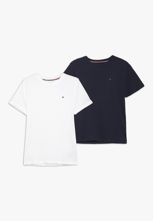 2 PACK  - T-shirt basic - multi