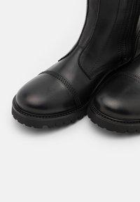 Zadig & Voltaire - JOE HIGH - Platform boots - noir - 5