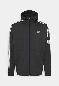 adidas Originals - UNISEX - Summer jacket - black - 0