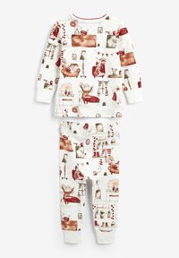 Next - 3 PACK  - Pyjamas - red - 4