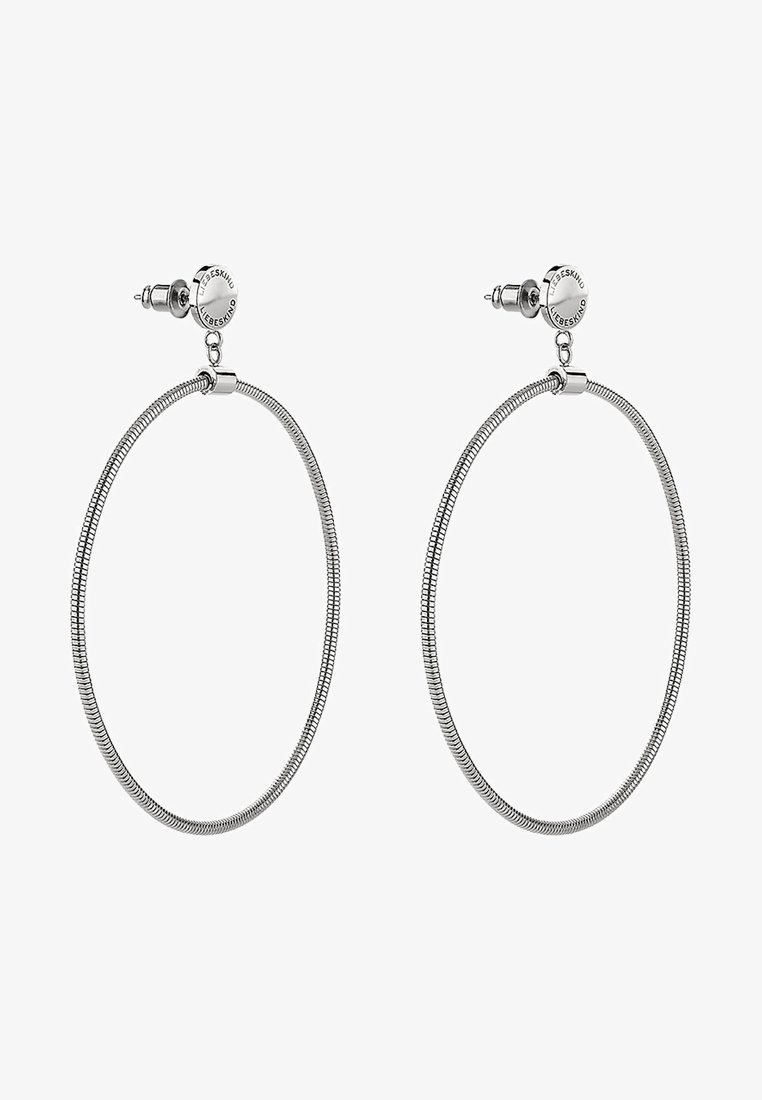Liebeskind Berlin - CREOLE - Earrings - silver