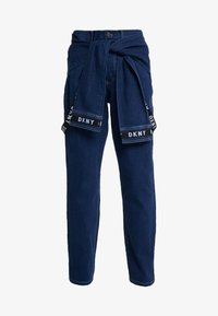 DKNY - PANT - Jeans straight leg - indigo - 5